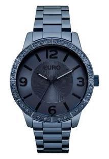 Relógio Euro Feminino On The Rocks Eu2036Ylr/4A