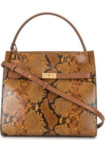 Tory Burch Lee Radziwill Bag - Marrom