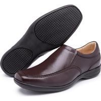 4d569a556 Sapato Social Conforto Anatomico Top Franca Shoes Cafe
