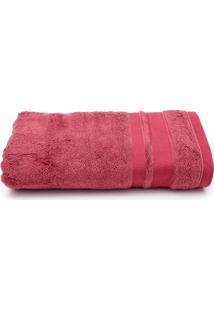 Toalha De Banho Karsten Egipto Specialle 86X150Cm Rosa Málaga