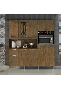 Cozinha Compacta Criative 8 Pt 3 Gv Ipê