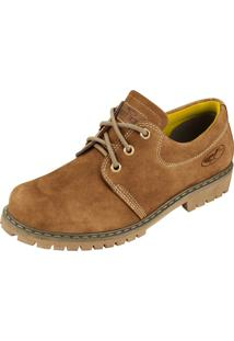 Sapato Beeton Walker402C Caramelo
