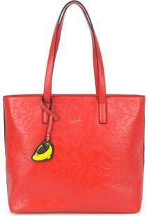 Bolsa Luxcel Minnie Vermelha
