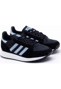 Tênis Adidas Forest Grove Originals Preto Feminino 34