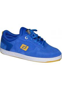 Tênis Freeday Marcus Cida 3 - Masculino-Azul+Amarelo