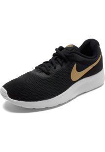Tênis Nike Sportswear Tanjun Preto
