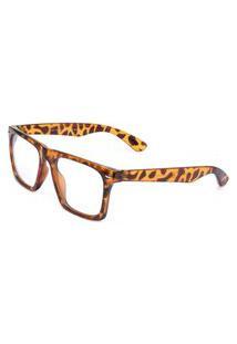 Óculos Ray Flector W3450 Caramelo