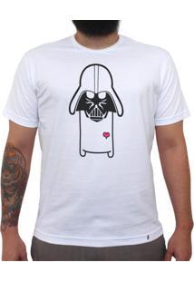 Cuti Vader - Camiseta Clássica Masculina