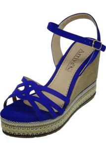 Anabela Arrive Fashion Suzana Azul