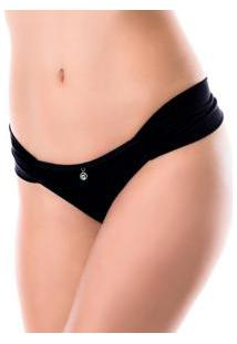 Tanga Laterais Drapeadas Love Secret Modal Basic (85504)