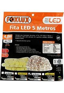 Fita Led 4,8W Ip-65 3000K Rolo Com 5 Metros