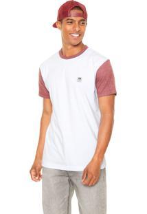 Camiseta Hang Loose Apply Branca