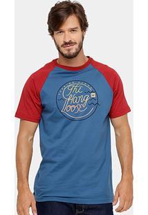 Camiseta Hang Loose Especial Water Masculina - Masculino