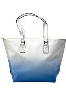 Bolsa Its! Shopper Degradê Azul