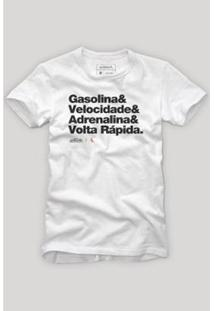 Camiseta Reserva Volta Rápida Masculina - Masculino