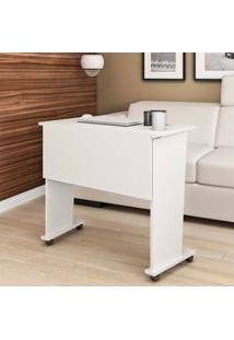 Mesa Para Computador Com Rodízio Me4117 - Tecno Mobili - Branco