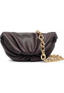 Bottega Veneta Pochete The Pouch - Roxo