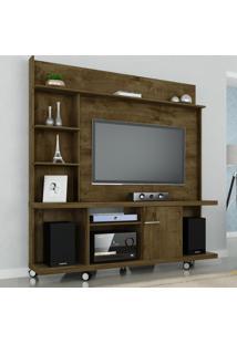 Estante Para Tv Até 47 Polegadas Taurus Rústico - Bechara Móveis
