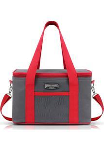 Bolsa Térmica Jacki Design Tam. G Lisa Ahl16020-Vm Vermelho T Un