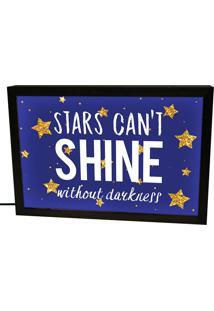 Luminária Prolab Gift Lightbox Shine Preta