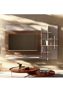 Painel Para Tv Até 65 Polegadas Eros I Casa D Gianduia/Dakota