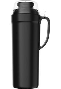Garrafa Térmica Cafe Termolar Versatile Clean 1 Litro Preta - Kanui