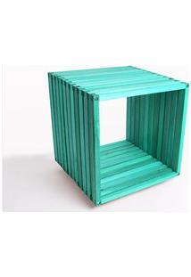 Módulo Dominoes Com 45 X 45 Stain Azul - Mão & Formão