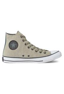Tênis Converse All Star Chuck Taylor Hi Caqui Ct13460003