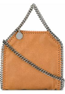 Stella Mccartney Bolsa Tote Falabella Tiny - Neutro