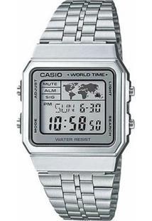 Relógio Casio - A500Wa-7Df - Feminino