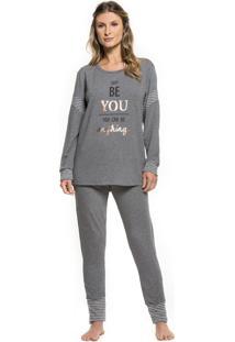 Pijama Inspirate De Inverno Mescla