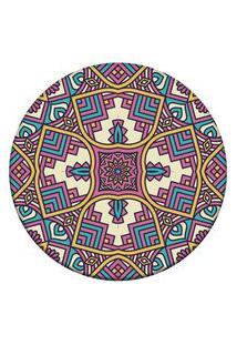 Tapete Love Decor Redondo Wevans Mandala 94Cm