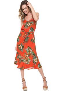 b89c12393e Vestido Decote V Mercatto feminino