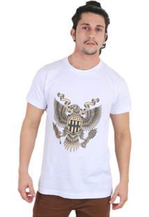 Camiseta Bsc The Diplomats - Masculino-Branco