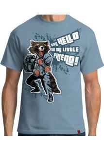 Camiseta Say Hello To Rocket