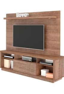 Estante Home Para Tv Santorini Canela 3348 Artely