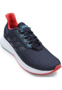 Tênis Adidas Duramo 9 Feminino - Feminino-Azul