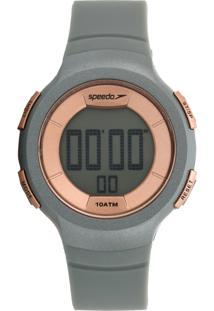 Relógio Speedo 65092L0Evnp1 Cinza