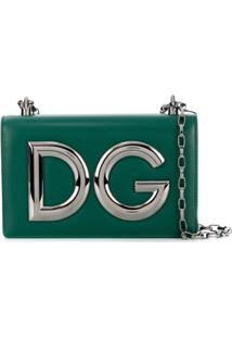 Dolce & Gabbana Clutch 'Dg Girls' - Green