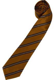 Gravata Estampada Estampada - Uni
