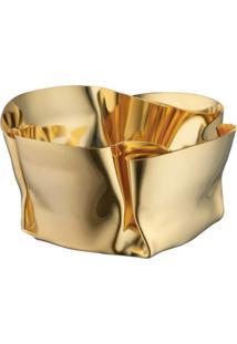 Castiçal Fiori Ouro 24K – Riva