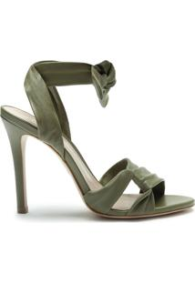 Sandália Mika High Green | Schutz