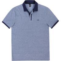 e6cd73ab27 Camisa Polo Masculina Em Malha Premium De Algodão E Modelagem Comfort Hering