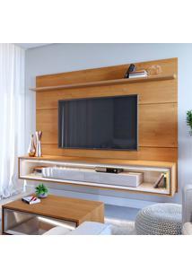 Painel Para Tv Até 60 Polegadas Ópera I Nature E Off White 218 Cm