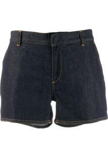 Dsquared2 Shorts Jeans Slim - Azul