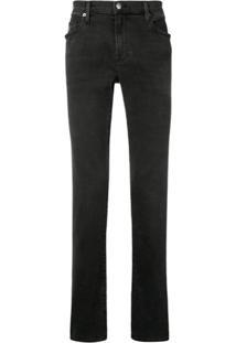 Frame Calça Jeans Skinny 'L' Homme' - Cinza