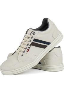 Sapatênis Cr Shoes Com Elástico Leve Lançamento Bege