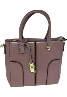 Bolsa Casual Importada Sys Fashion 8533 Rosa