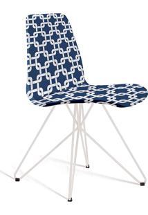 Cadeira Eames Butterfly C12-Daf Mobiliário - Colorido