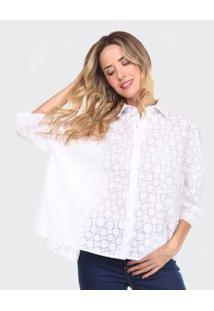 Camisa Adulto Branca - Thipton - P